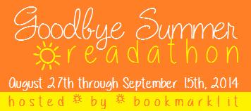 Goodbye Summer Readathon: Join Me!
