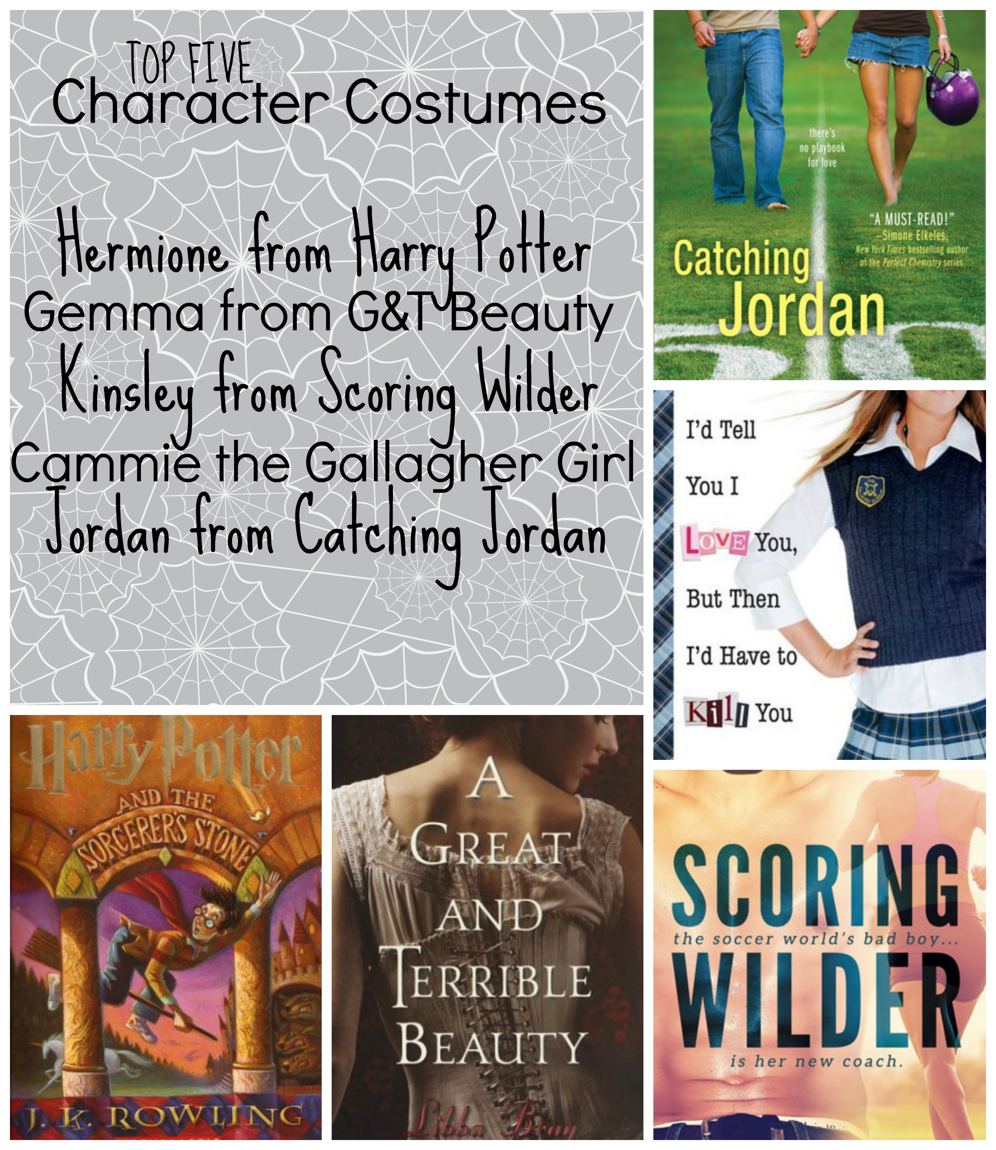 character costumes