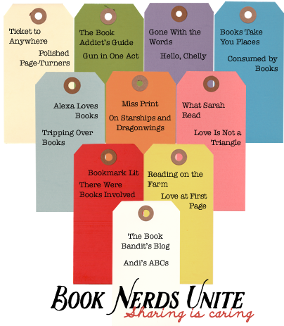 Book Nerds Unite: Sharing Is Caring Giveaway!